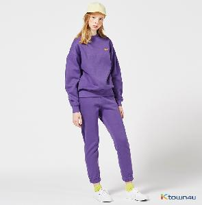 [Between A and B] COMPY TRAINING PANTS_PURPLE