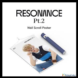 NCT - Wall Scroll Poster (Mark RESONANCE Pt.2 ver) (Limited Edition)