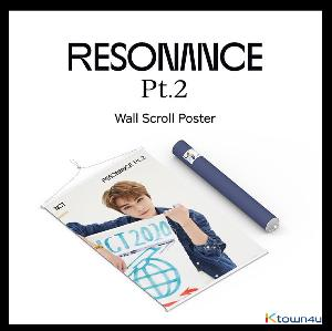 NCT - Wall Scroll Poster (Xiaojun RESONANCE Pt.2 ver) (Limited Edition)