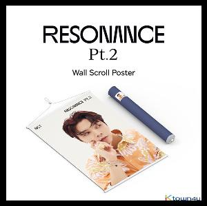 NCT - Wall Scroll Poster (Johnny RESONANCE Pt.2 ver) (Limited Edition)