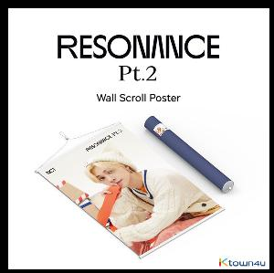 NCT - Wall Scroll Poster (Hendery RESONANCE Pt.2 ver) (Limited Edition)