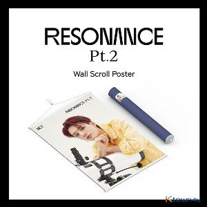 NCT - Wall Scroll Poster (Jeno RESONANCE Pt.2 ver) (Limited Edition)