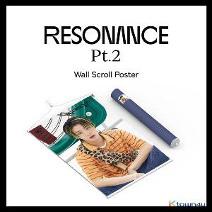 NCT - Wall Scroll Poster (Yuta RESONANCE Pt.2 ver) (Limited Edition)