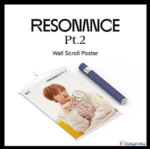 NCT - Wall Scroll Poster (Haechan RESONANCE Pt.2 ver) (Limited Edition)