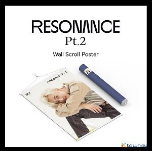 NCT - Wall Scroll Poster (Jaemin RESONANCE Pt.2 ver) (Limited Edition)