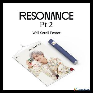 NCT - Wall Scroll Poster (YangYang RESONANCE Pt.2 ver) (Limited Edition)