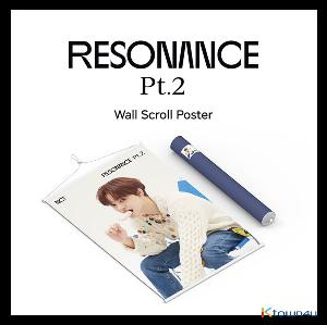 NCT - Wall Scroll Poster (Chenle RESONANCE Pt.2 ver) (Limited Edition)