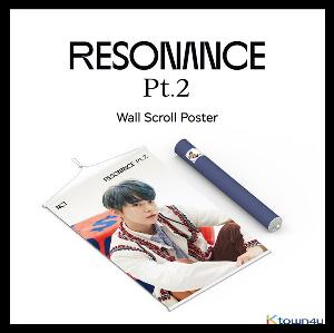 NCT - Wall Scroll Poster (Doyoung RESONANCE Pt.2 ver) (Limited Edition)
