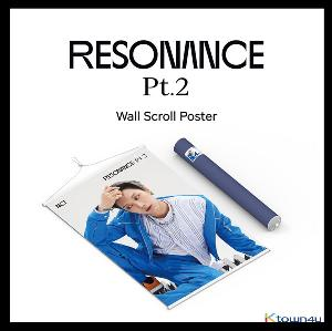 NCT - Wall Scroll Poster (Ten RESONANCE Pt.2 ver) (Limited Edition)
