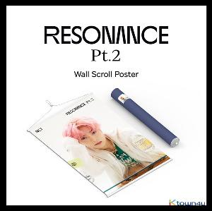 NCT - Wall Scroll Poster (Jaehyun RESONANCE Pt.2 ver) (Limited Edition)