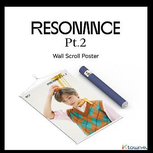 NCT - Wall Scroll Poster (Jisung RESONANCE Pt.2 ver) (Limited Edition)