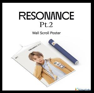 NCT - Wall Scroll Poster (Shotaro RESONANCE Pt.2 ver) (Limited Edition)