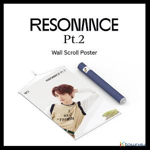 NCT - Wall Scroll Poster (Sungchan RESONANCE Pt.2 ver) (Limited Edition)