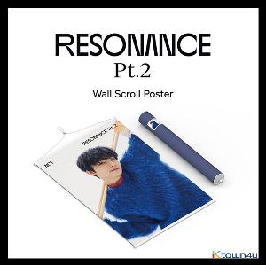 NCT - Wall Scroll Poster (Jungwoo RESONANCE Pt.2 ver) (Limited Edition)