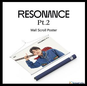 NCT - Wall Scroll Poster (LUCAS RESONANCE Pt.2 ver) (Limited Edition)
