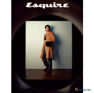 ESQUIRE 2021.02 B Type (Cover : Lee Jong Seok)