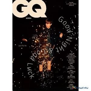 【杂志】 GQ KOREA 2021.02 A Type (Cover : Lee Min Ho)
