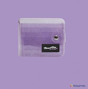 [ALMOSTBLUE] TWINKLE JELLY WALLET_7colors