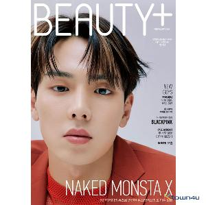 【杂志】 BEAUTY+ 2021.02 (Cover : MONSTA X Shownu)