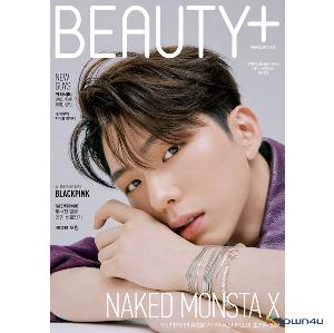 【杂志】BEAUTY+ 2021.02 (Cover : MONSTA X Kihyun)