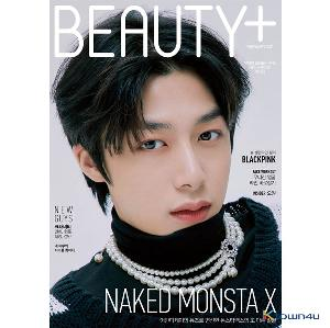 【杂志】 BEAUTY+ 2021.02 (Cover : MONSTA X Hyungwon)