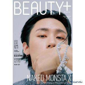 【杂志】 BEAUTY+ 2021.02 (Cover : MONSTA X I.M)