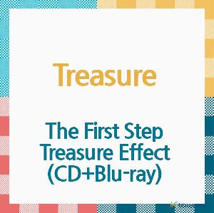 TREASURE - Album [The First Step : Treasure Effect] (CD+Blu-ray) (Japanese Version) (*Order can be canceled cause of early out of stock)