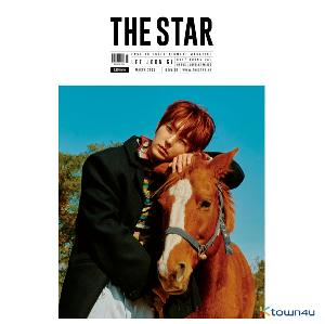 【韩国杂志】 THE STAR 2021.03 (Front Cover : 李准基 Lee Joon Gi / Back Cover : GOT7 崔荣宰 YOUNGJAE)