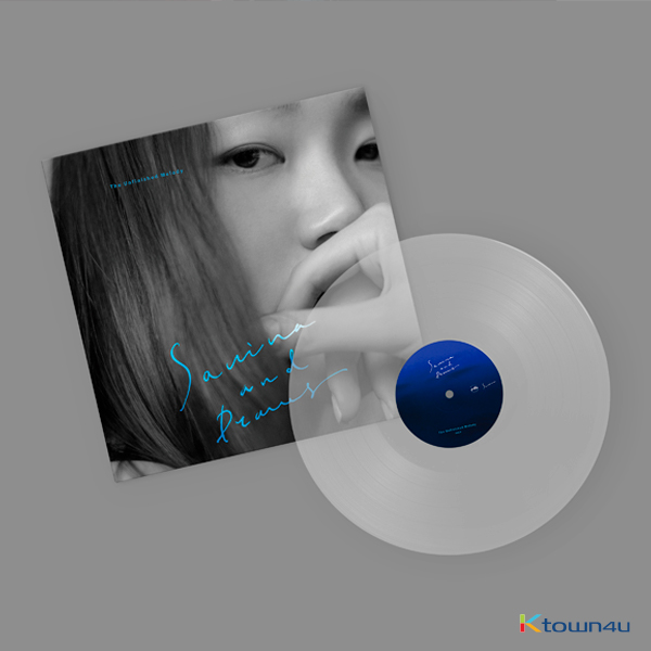 SAVINA & DRONES - LP 专辑 [The Unfinished Melody] (1LP)