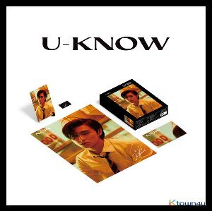 U-KNOW - puzzle package [Limited Edition]