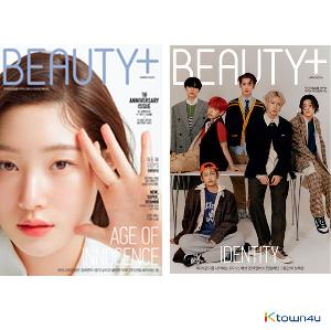 【韩国杂志】 BEAUTY+ 2021.03 A Type (Front Cover : DIA 郑彩研 Jung Chae Yeon / Back Cover : WEi)