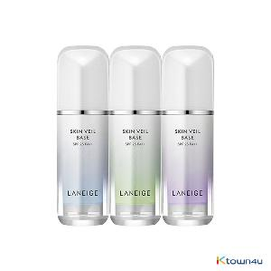[Laneige] Skin Veil Base 30ml 4TYPE