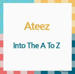 ATEEZ - Album [Into The A To Z] (CD) (Japanese Ver.) (*Order can be canceled cause of early out of stock)