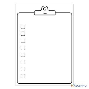 [Finns] MEMO sheet_Clipboard