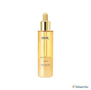 [IOPE] GOLDEN GLOW FACE OIL 40ML (17