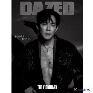 【韩国杂志】 Dazed & Confused Korea 2021.05 A Type (Cover : Lee Jung Jae / Cotent : WOODS, SF9 inseong)