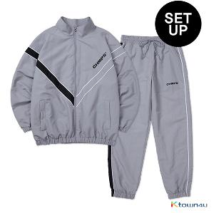 [BORNCHAMPS]CHMPS WIND SET-UP_GRAY(M)