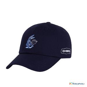 [BORN CHAMPS] BASKET BALL BALL CAP_NAVY