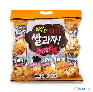 [SSG] mini Rice Snack 25g*10EA