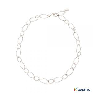 [RITA MONICA] LINEA ROPE Necklace