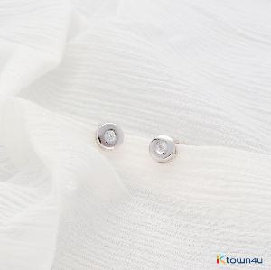 [RITA MONICA] Basic Stud Earrings 3